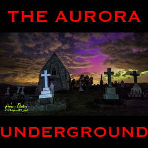 The Aurora Underground podcast artwork. Photograph by Andrew Klapton.